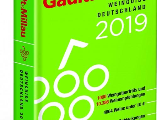 Gault Millau Wine Guide 2019