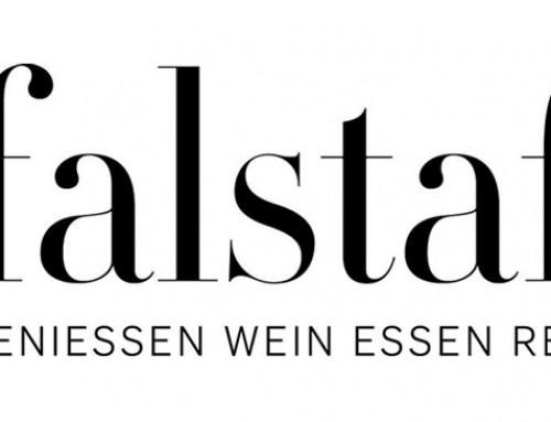 Unsere Auszeichnung bei der Falstaff Riesling Kabinett Trophy 2019