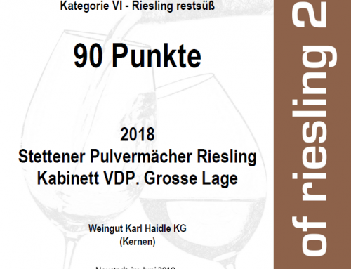 Meininger´s Best of Riesling 2019