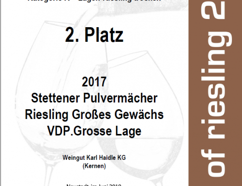 "Meininger´s ""Best of Riesling"" 2019"
